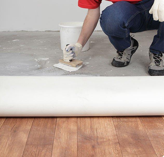 Vinyl Or Linoleum Sheet Flooring Tiles Install Asbestos Thickness Cheap
